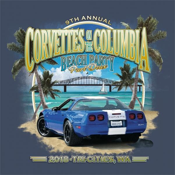 corvettes on the columbia  part deux